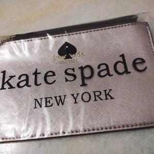 BRAND NEW Kate Spade Leather Wristlet